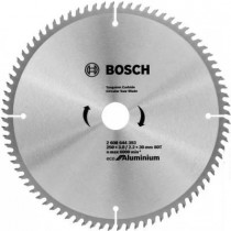 Диск пильный BOSCH 250*30 80з. ECO ALU/Multi