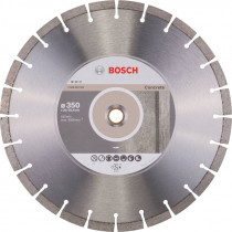 Алмазный диск Standard for Concrete BOSCH 350*2,8*25,4